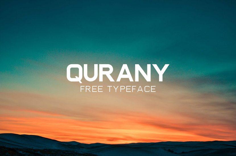 Qurany free font