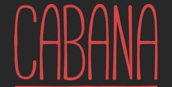 GABANA free font