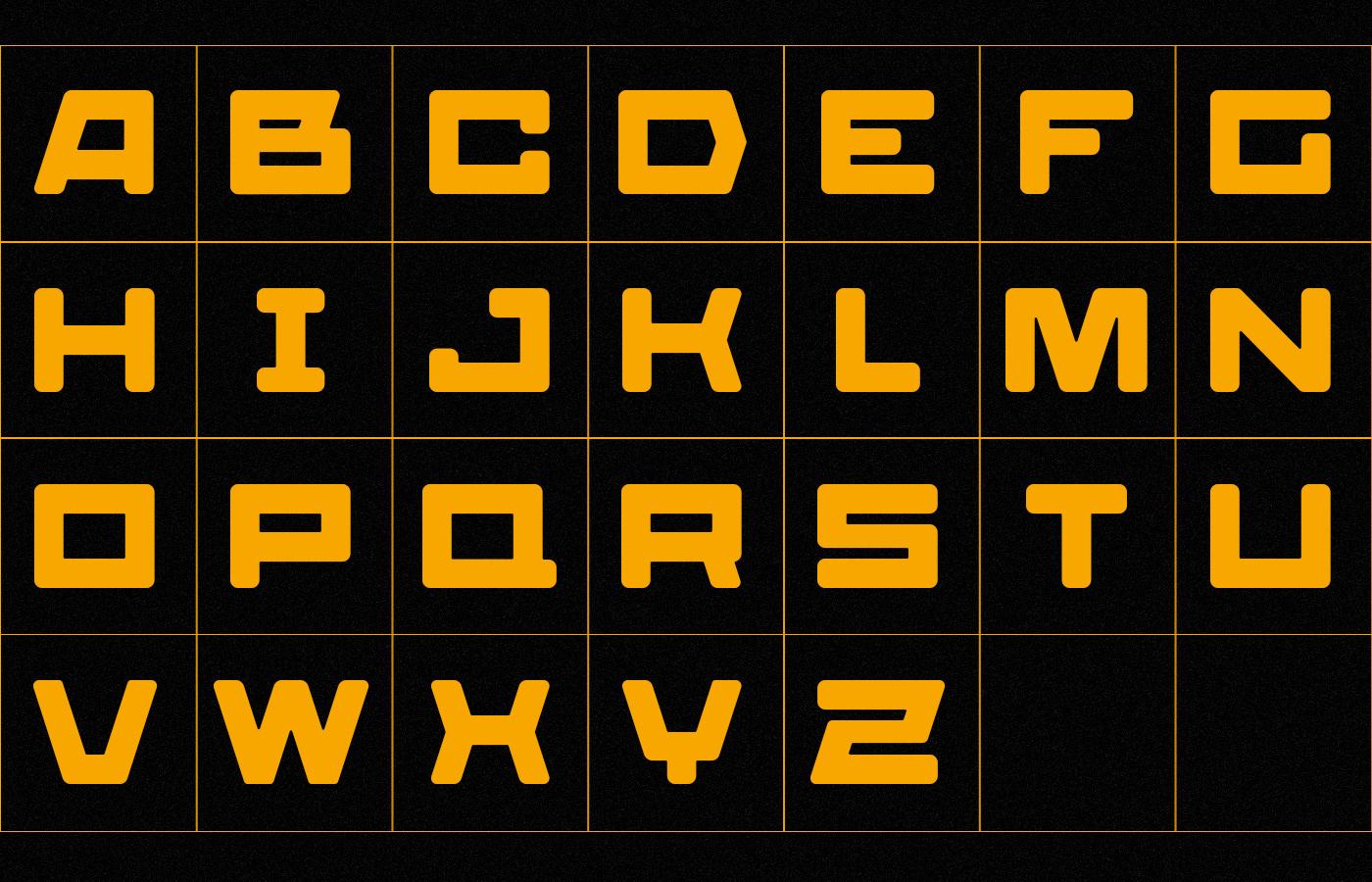 35_MM Free Font - decorative-display, cyrillic