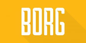 Borg Free Font