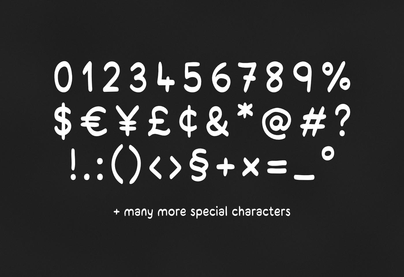 aladar Free Font - script