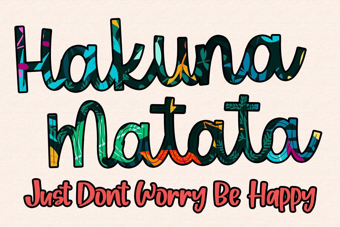 Aloha March Free Font - script