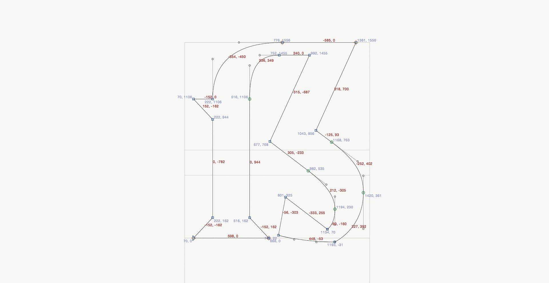 Amagro Free Font - serif