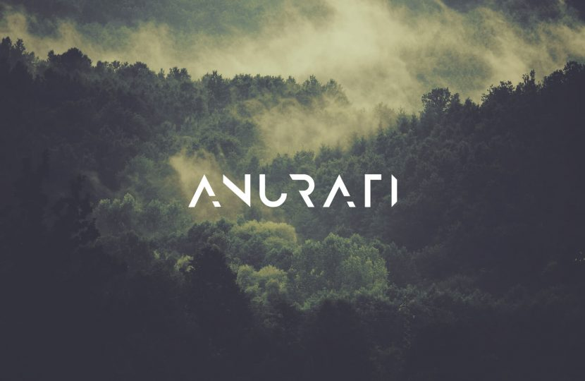 ANURATI Free Font - decorative