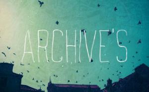 Archives Free Font - sans-serif