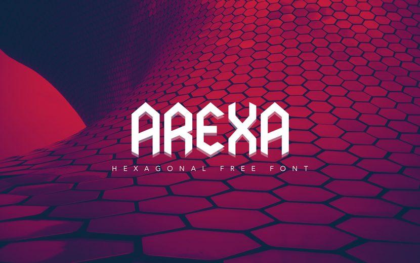 AREXA Free Font