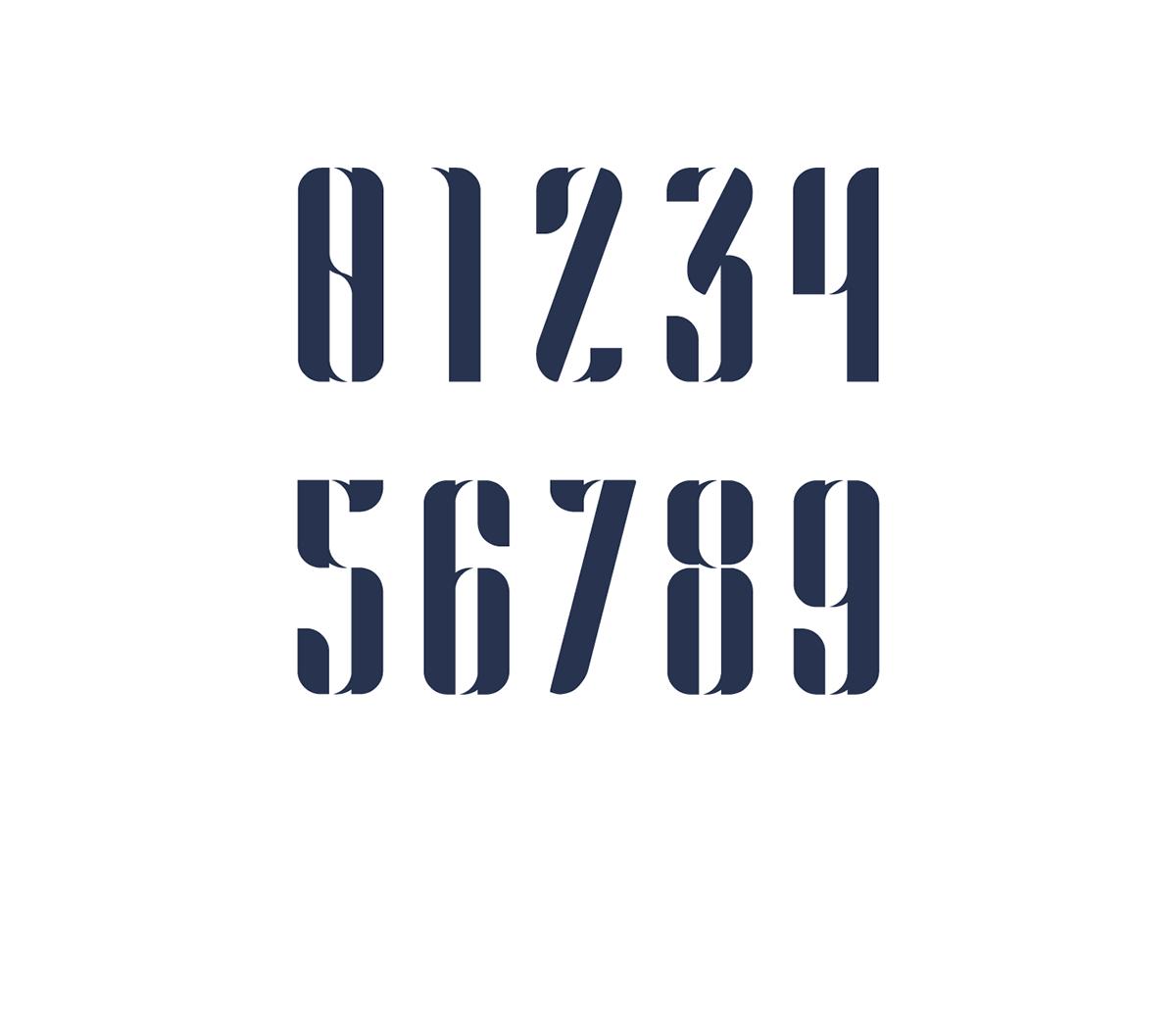 ASTRO Free Font - decorative-display