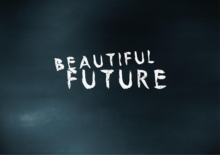 Beautiful Future Free Font