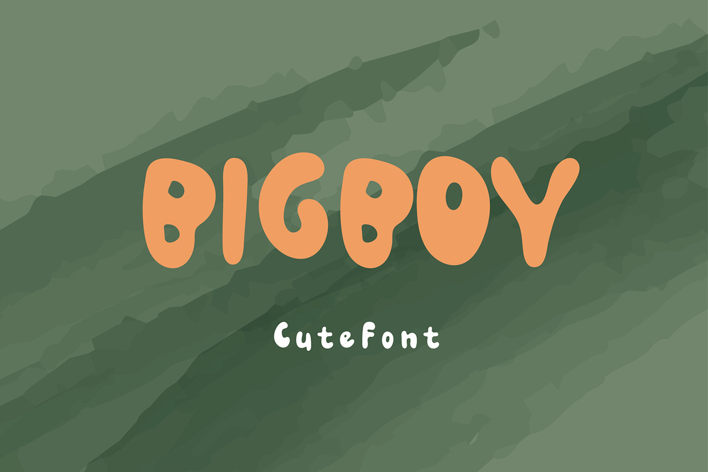 BIGBOY Font Free - script