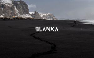 BLANKA Free font -