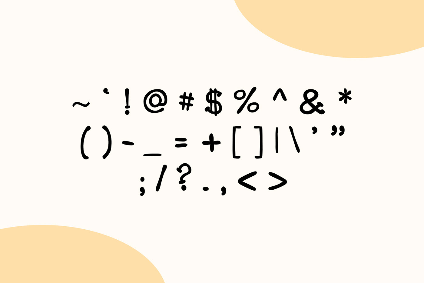 Carogna Free Font - script