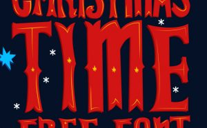 Christmas Time Free Font -