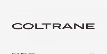 Coltrane Free Font -