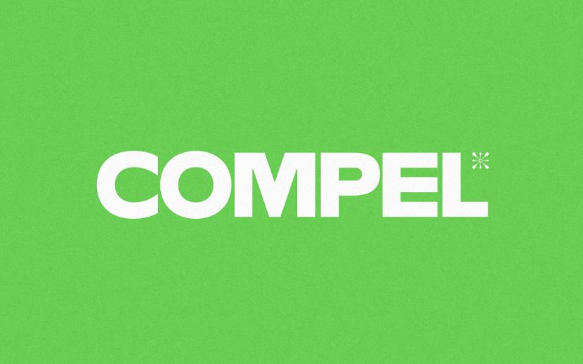 Compel Free Font - sans-serif