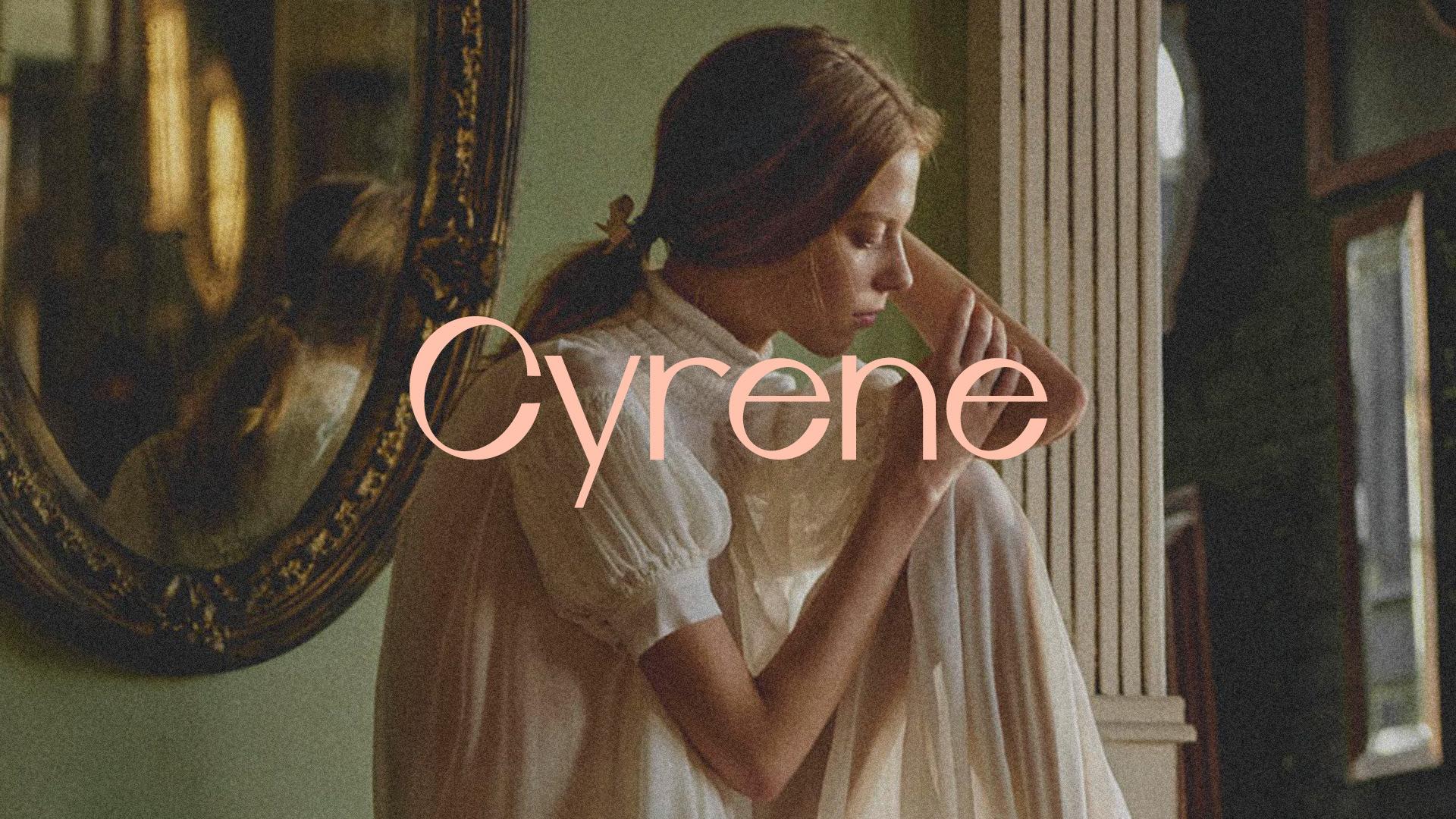 Cyrene Free Font - sans-serif