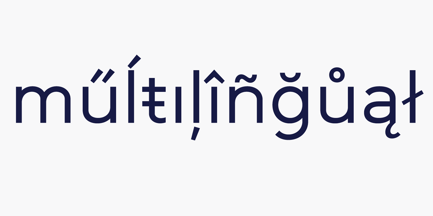 Daikon Free Font - sans-serif