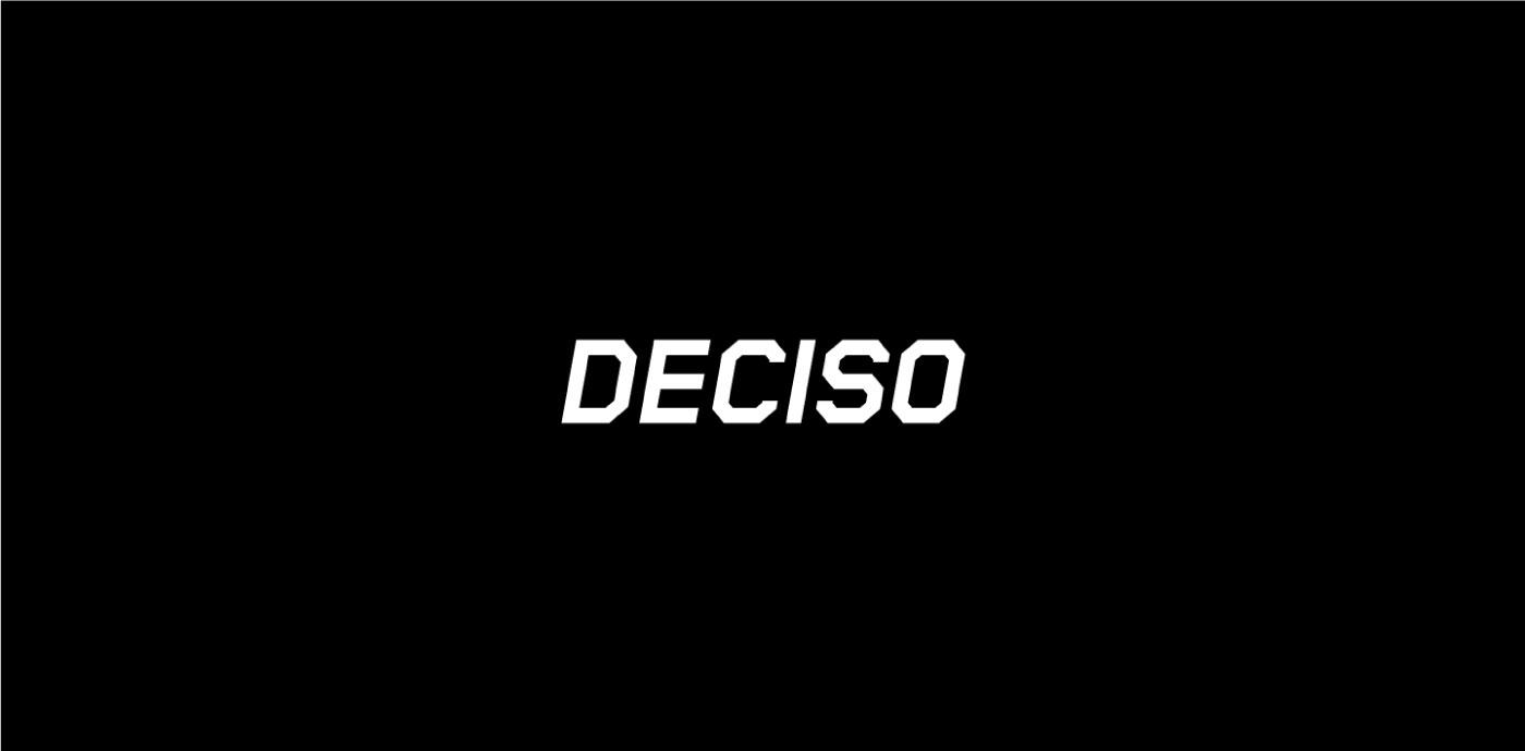 DECISO Free Font Family - sans-serif