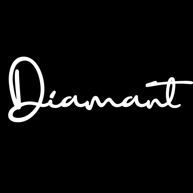 Diamant Free Font - script