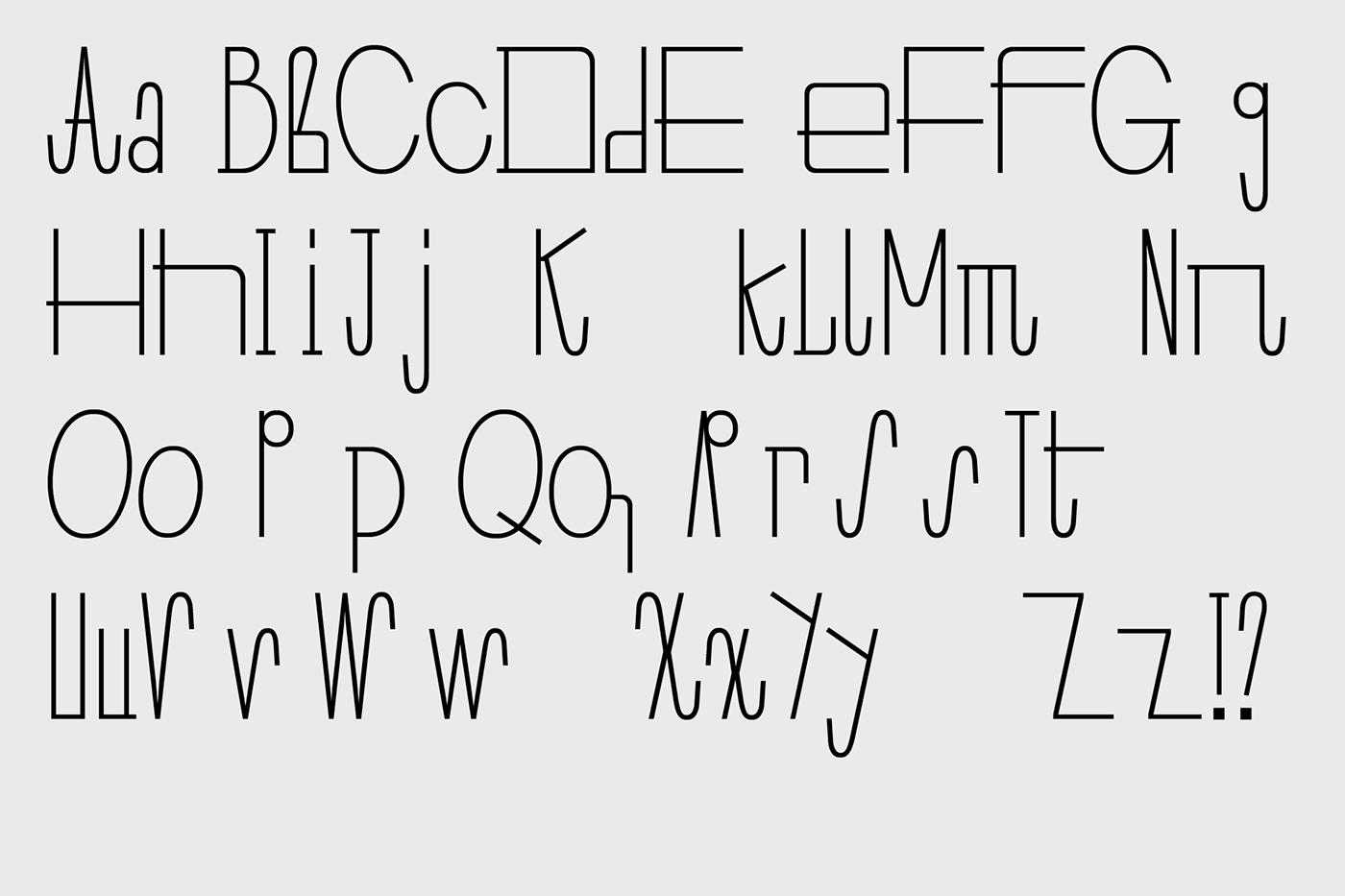 Dulya Free Font - decorative-display