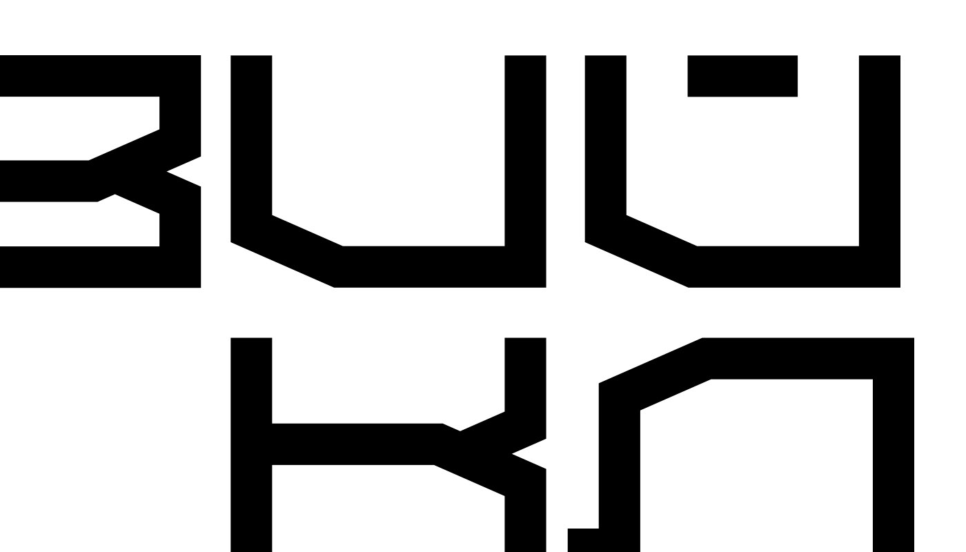 EBENYA Free Font - decorative-display