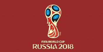 FIFA WORLD CUP Russia 2018 font Dusha - sans-serif