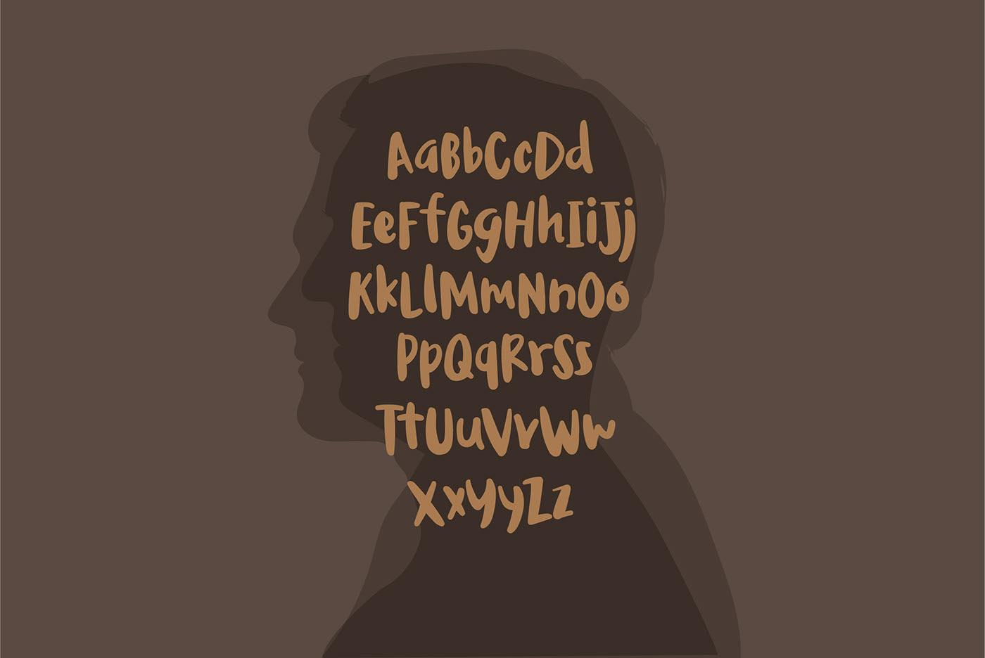Freeman Font Free - script