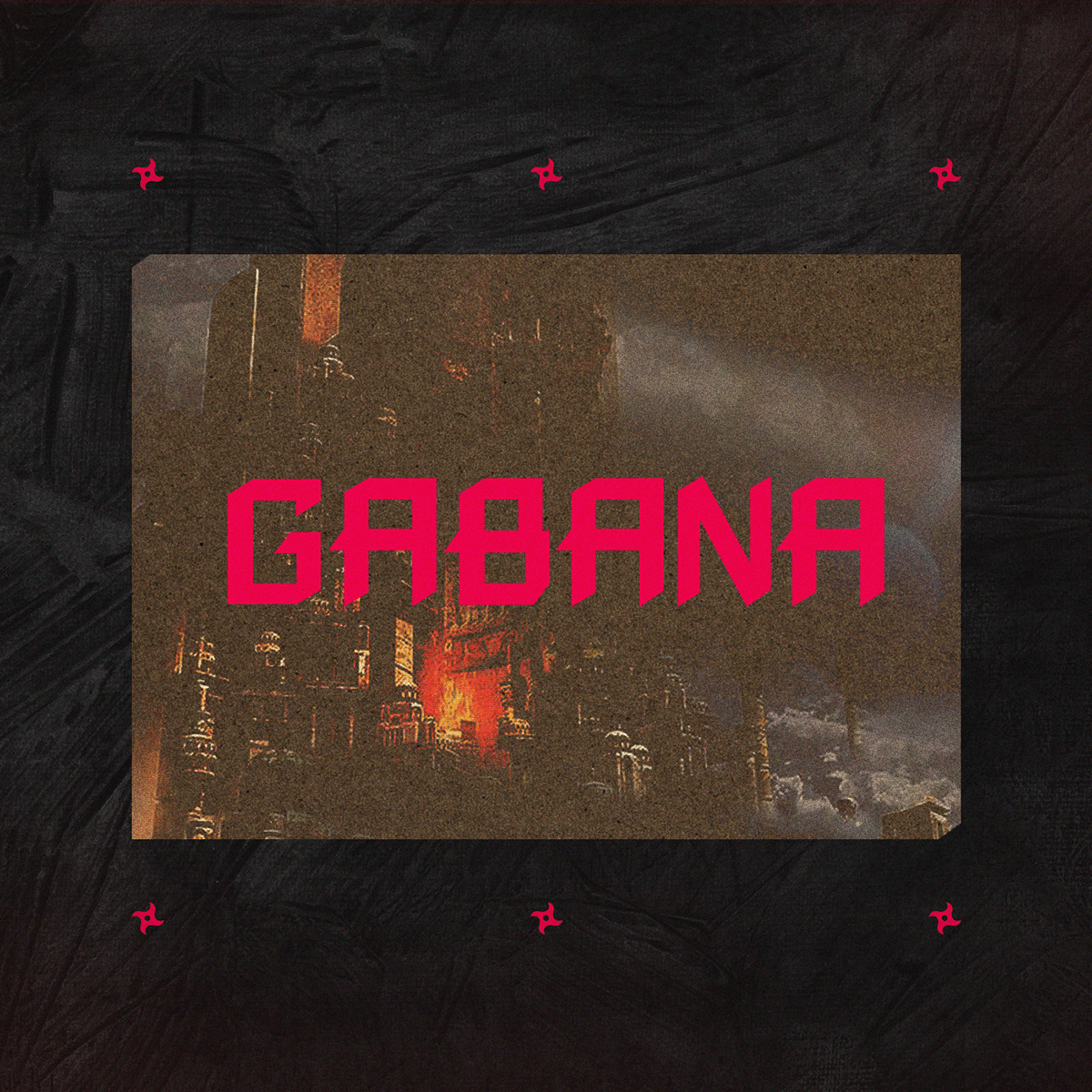Gabana Free Font - sans-serif, decorative-display
