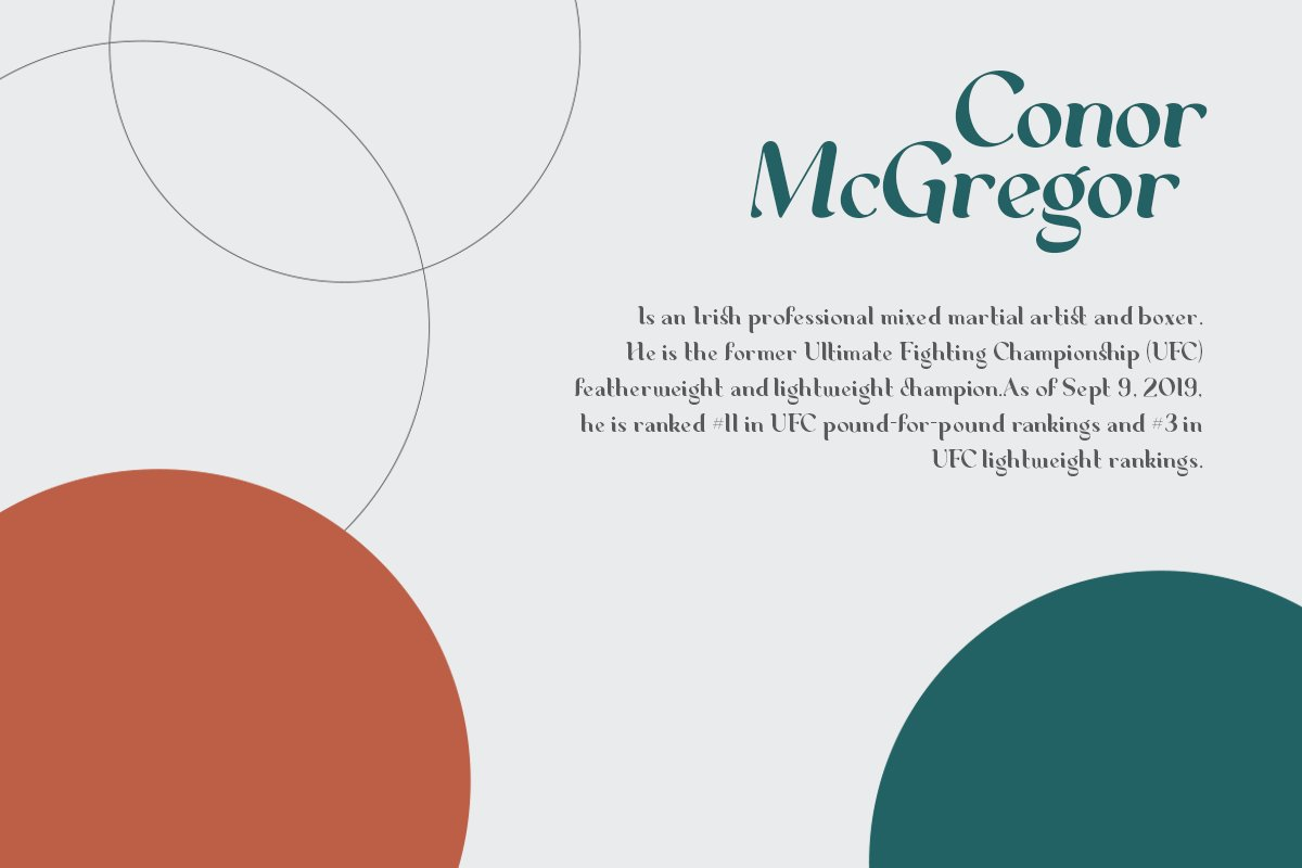 George Free Font - serif