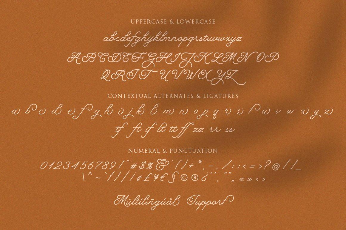 Hearty Morning Free Font - script