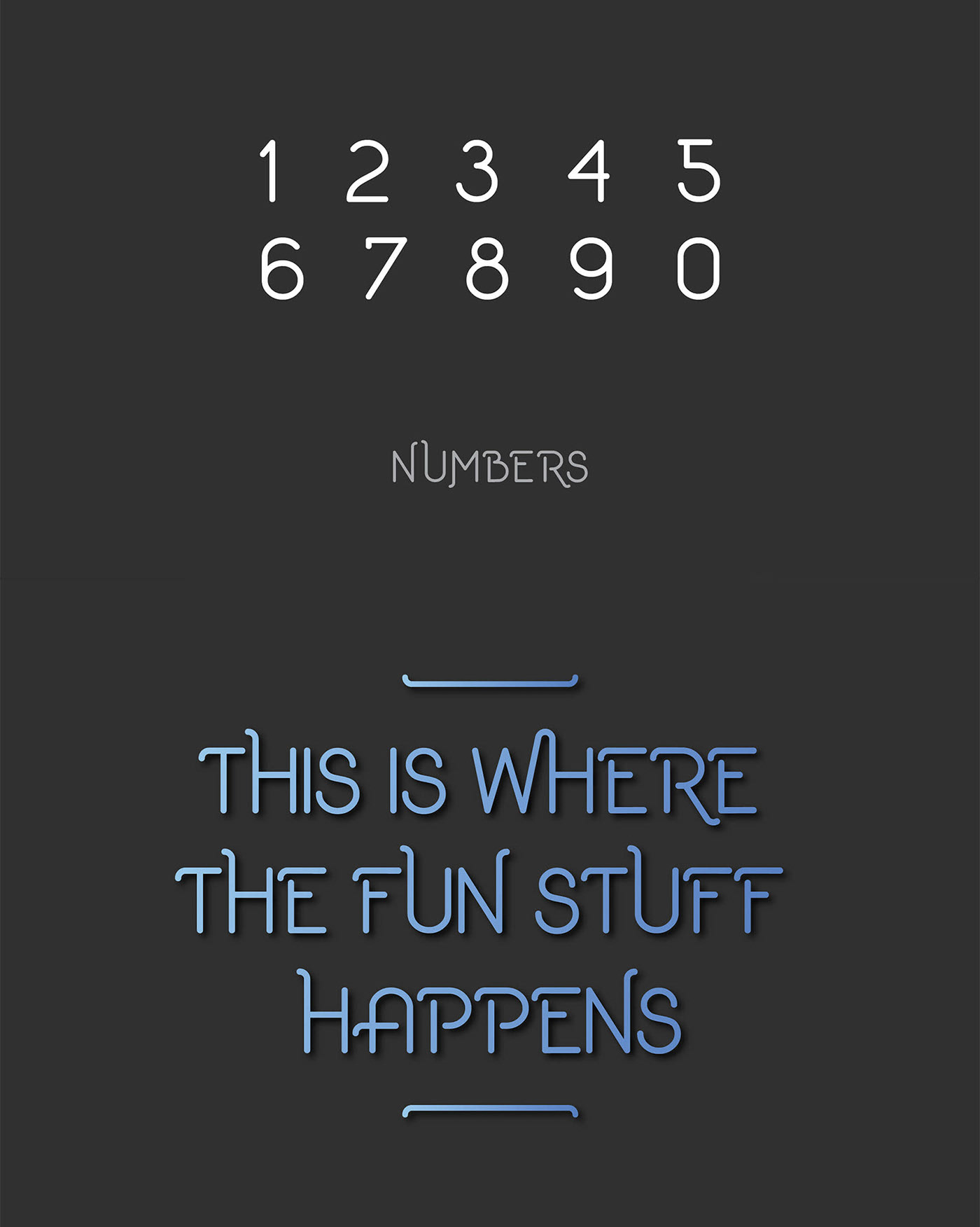 Hover Free Font - decorative-display