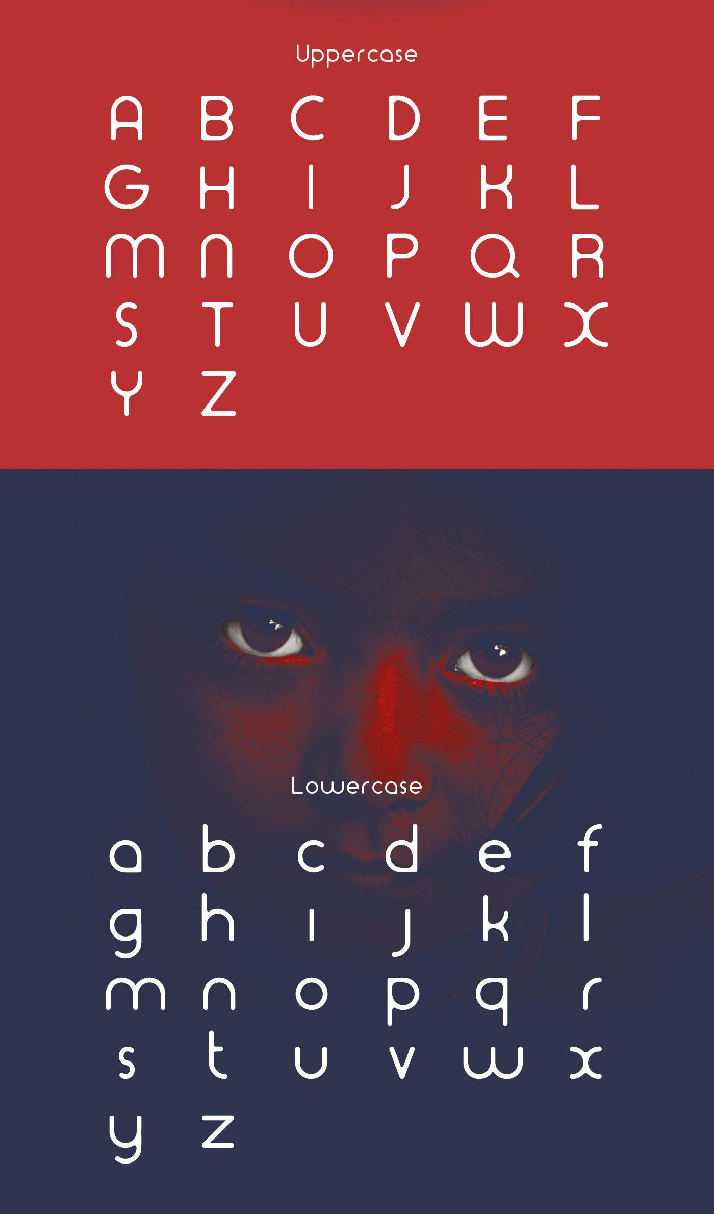 Iris Free Font - sans-serif