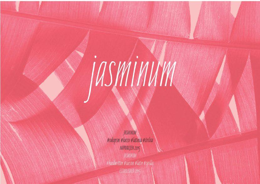 Jasminum Free Typeface
