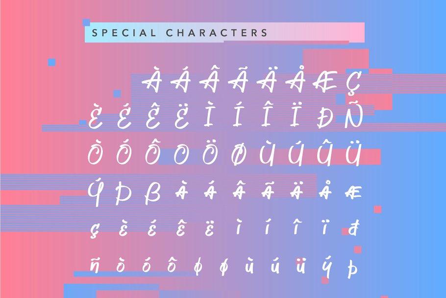 Jeboy Free Font - script
