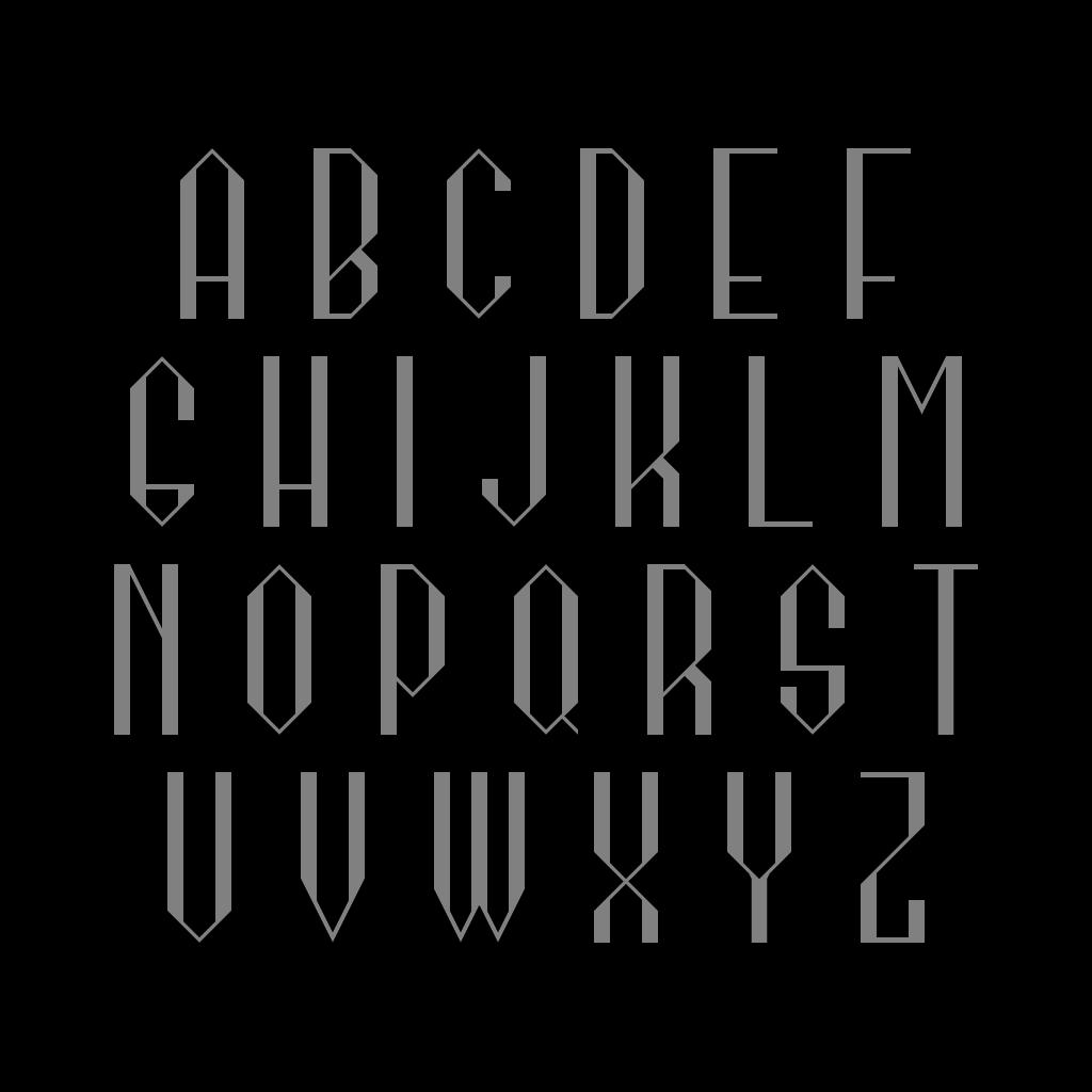 Kagome Free Font - decorative-display
