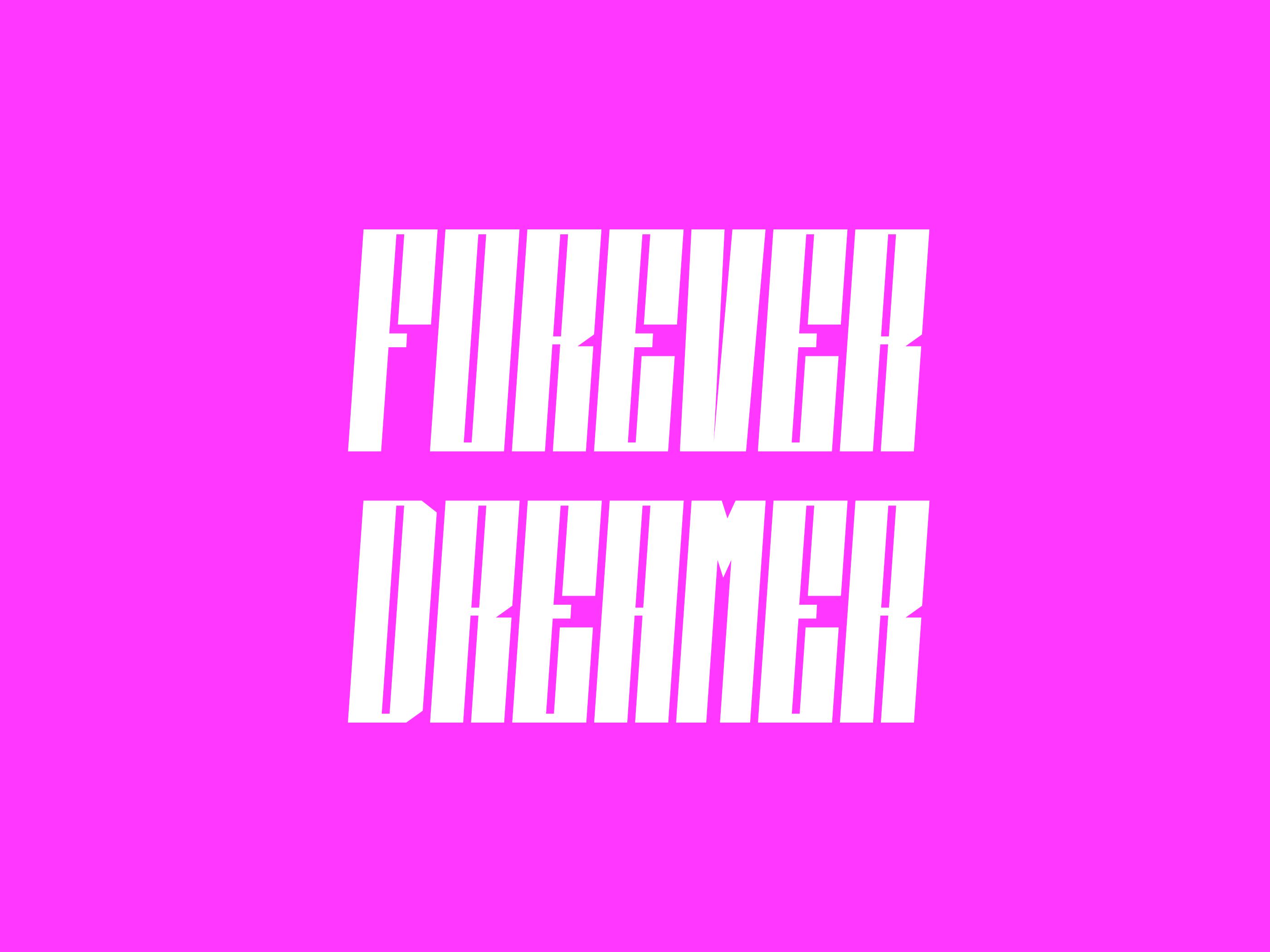 Kicker Free Font - decorative-display