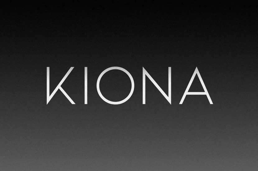 KIONA Free Font