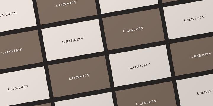 Konexy Free Font - sans-serif