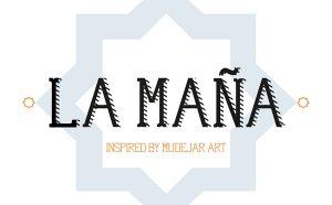 La Maña Free Font - slab-serif