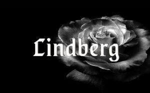 Lindberg Free Font - blackletter
