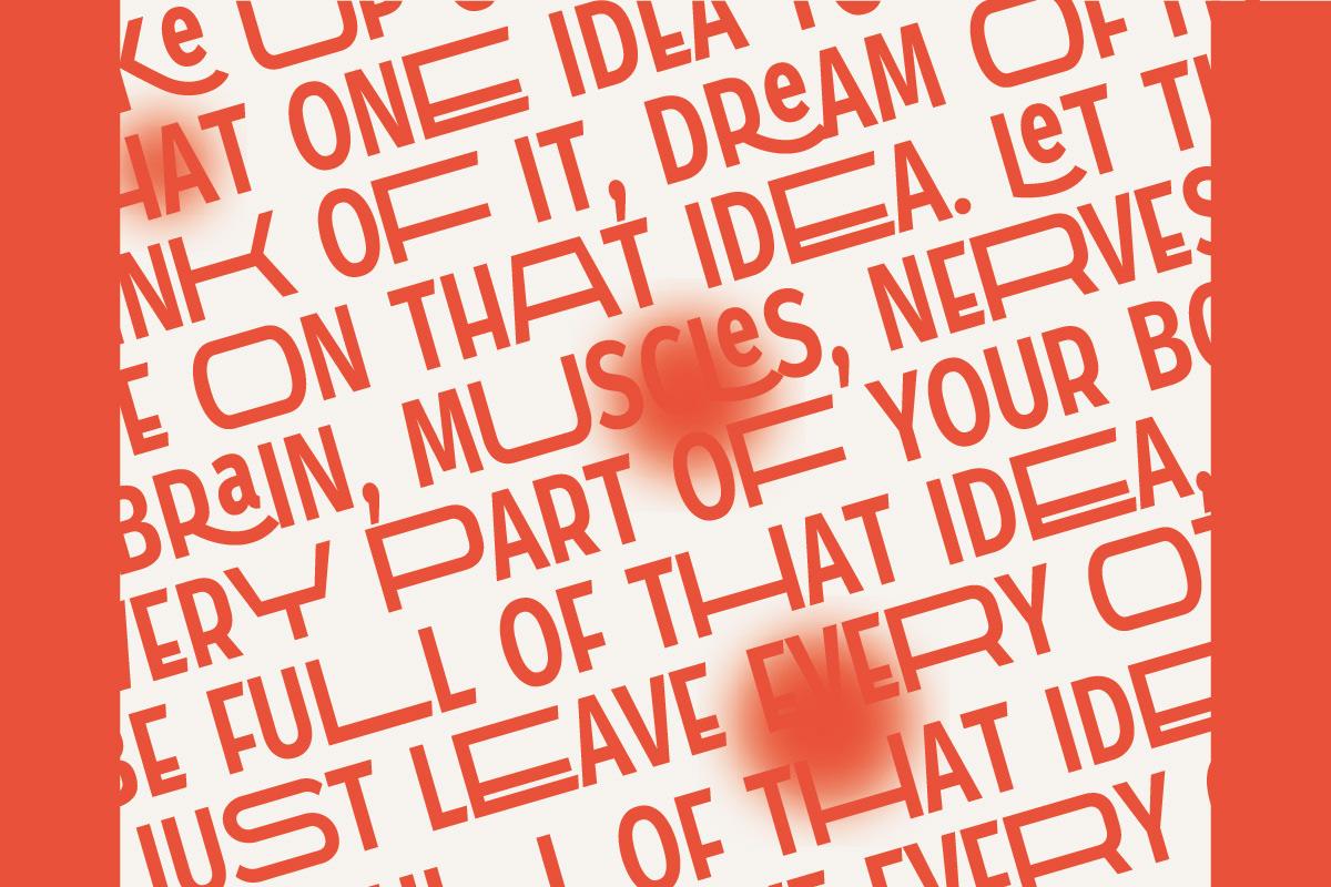 LOVTONY DUO Free Font - script, decorative-display