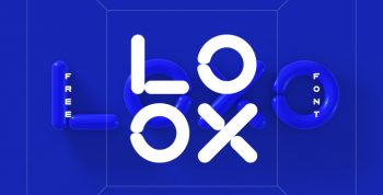 LOXO Free Font - decorative
