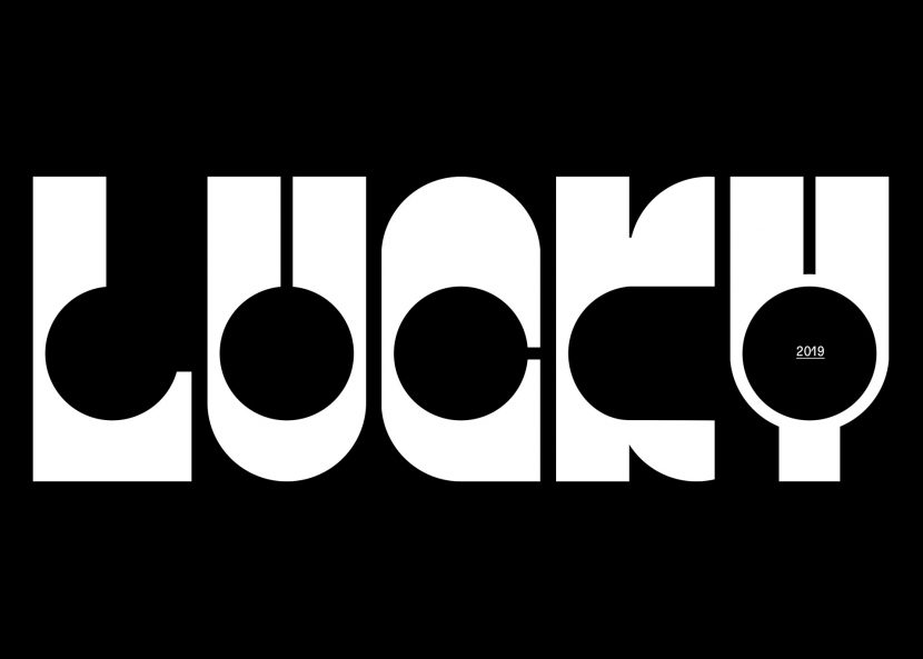 Lucky Free Font - decorative