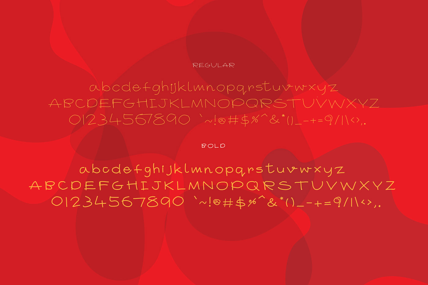 Miiw Free Font - script