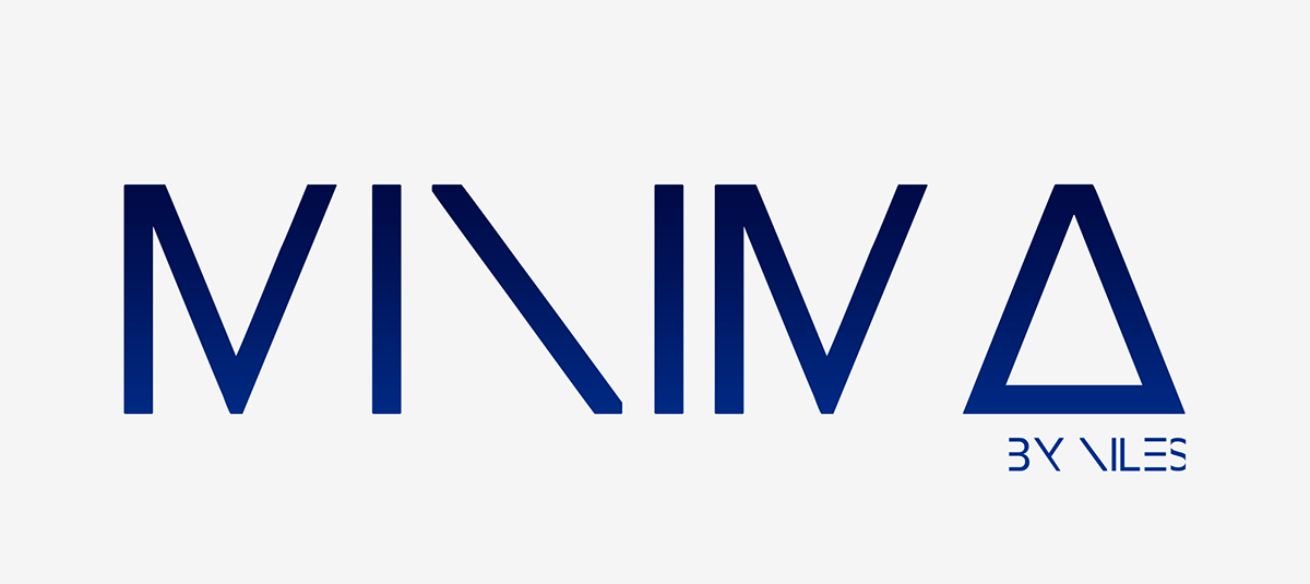 MINIMA Free Font - decorative-display