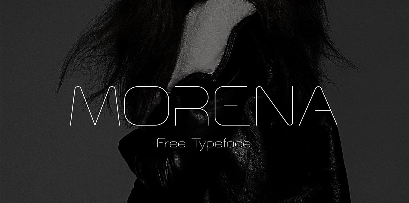 Morena Free Font - sans-serif
