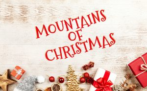 Mountains of Christmas Free Font -