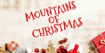 Mountains of Christmas Free Font - script