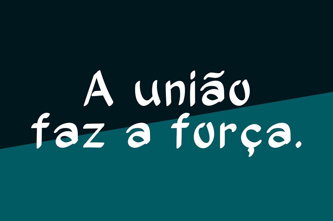 Norsanda Free Font - script