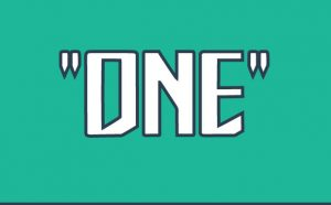 ONE Free Typeface - sans-serif