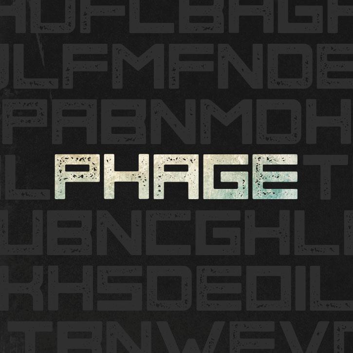 Phage Free Font - sans-serif